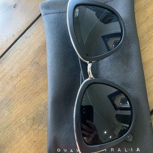 NWT Quay cat eye sunglasses